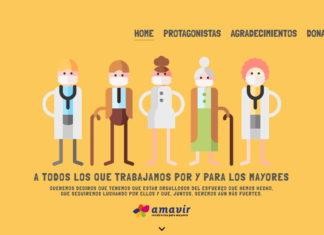 """Amavir pone en valor el compromiso del sector frente a la pandemia de coronavirus en su campaña """"Es tiempo de unión"""""""